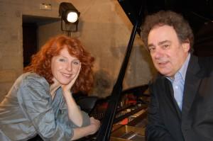 Caroline Casadesus et Bruno Rigutto - 2008